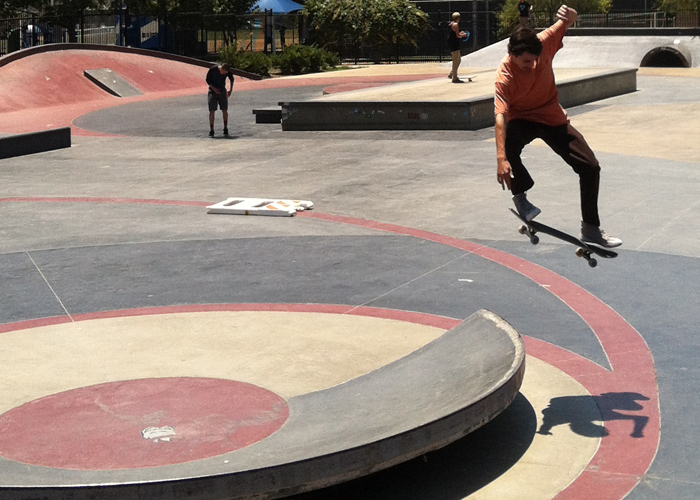 Skateboarding Trick History